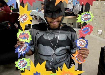 Aug/Sep 2019 Super Hero Day