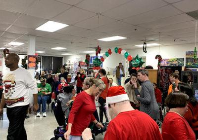 Dec 2019 – Christmas Party
